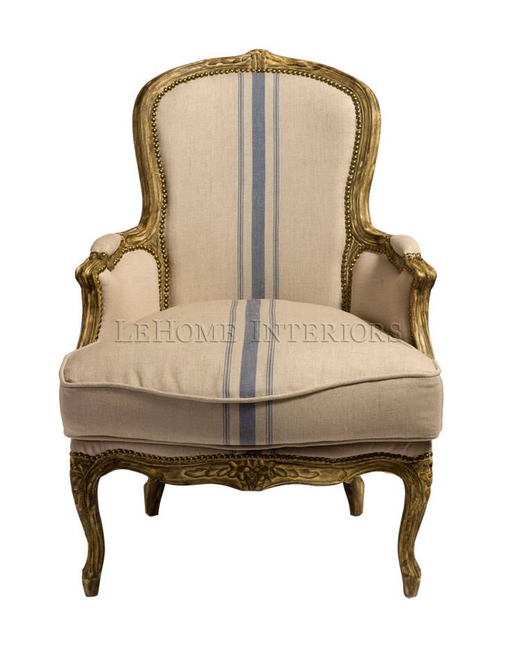 Кресло Avinyo Armchair A109: Гостиная в . Автор – LeHome Interiors