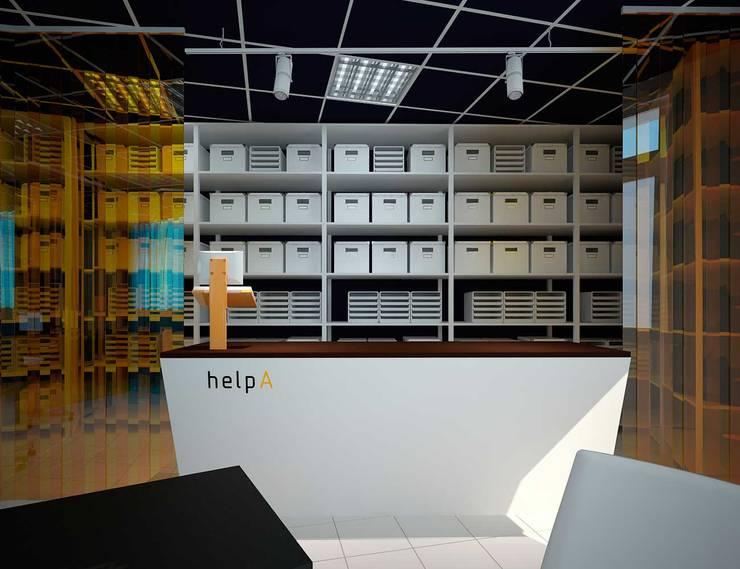 HelpA: Офисы и магазины в . Автор – Address
