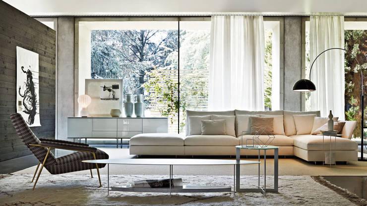 Holiday:  Wohnzimmer von Design Lounge Hinke Wien