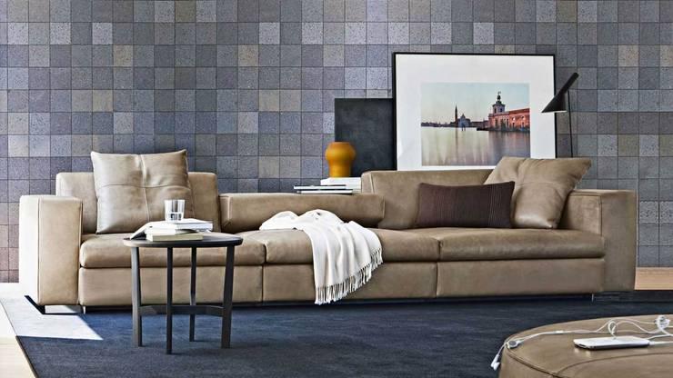 Design Lounge Hinke Wien:  tarz Oturma Odası