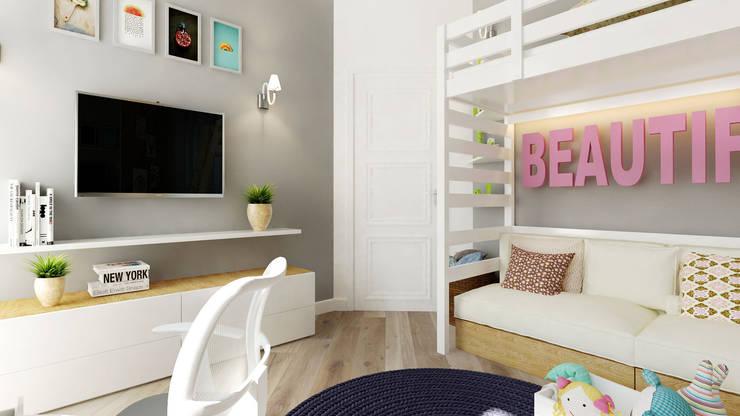 Dormitorios infantiles de estilo industrial de Loft&Home