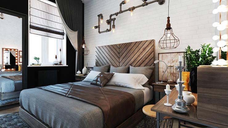 Slaapkamer door Loft&Home