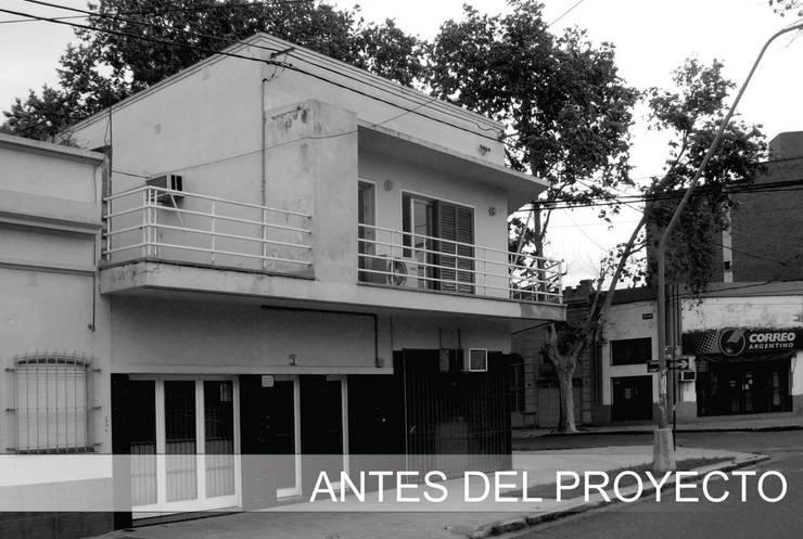 NUEVAS OFICINAS E.C.S.A.:  de estilo  por D'ODORICO ARQUITECTURA,
