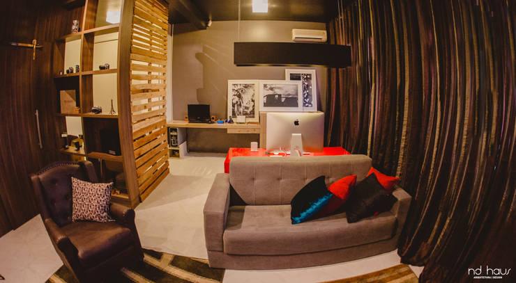 espaço do fotógrado: Espaços comerciais  por ND HAUS