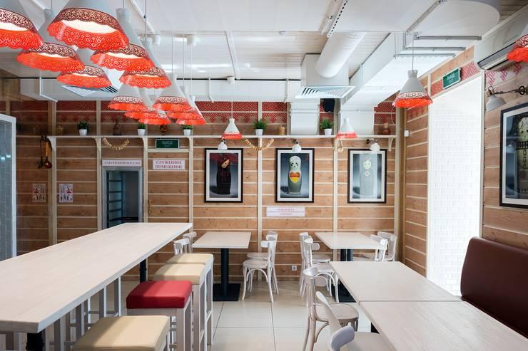 Самовар: Ресторации в . Автор – Address