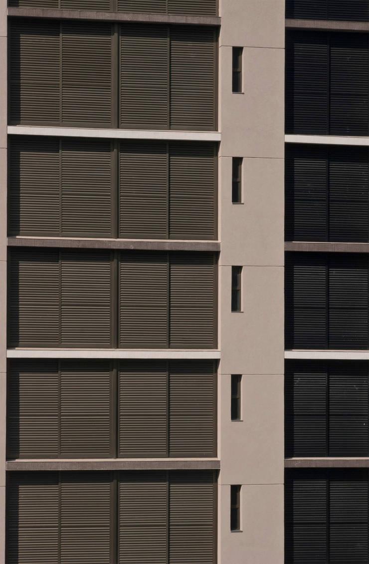 Edifício | Vila Madalena – 1: Casas  por ARQdonini Arquitetos Associados