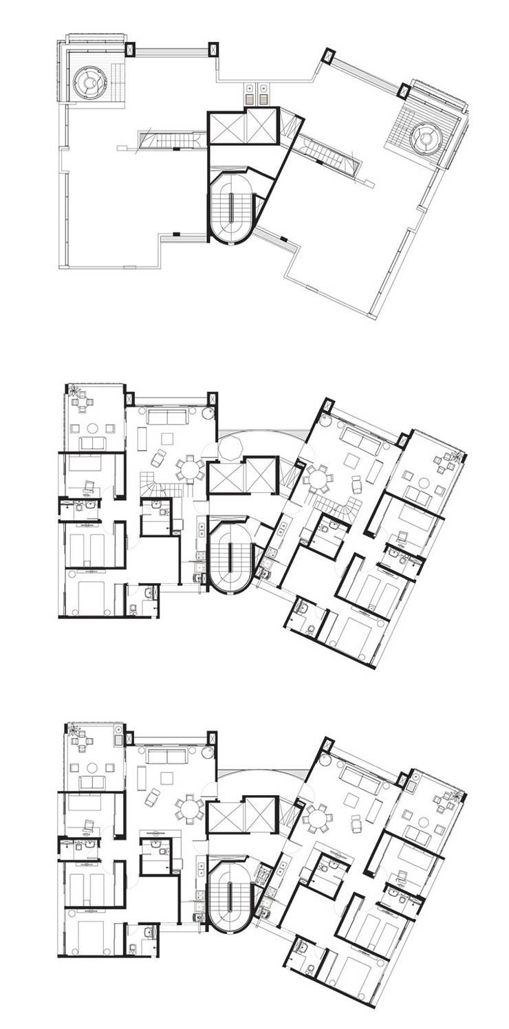 Edifício | Vila Madalena - 1:   por ARQdonini Arquitetos Associados
