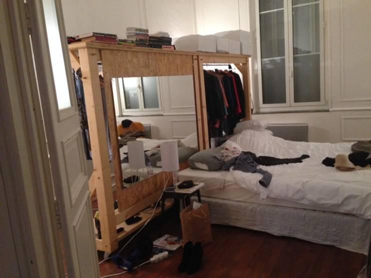 AVANT - Une chambre de rêve:  de style  par Insides