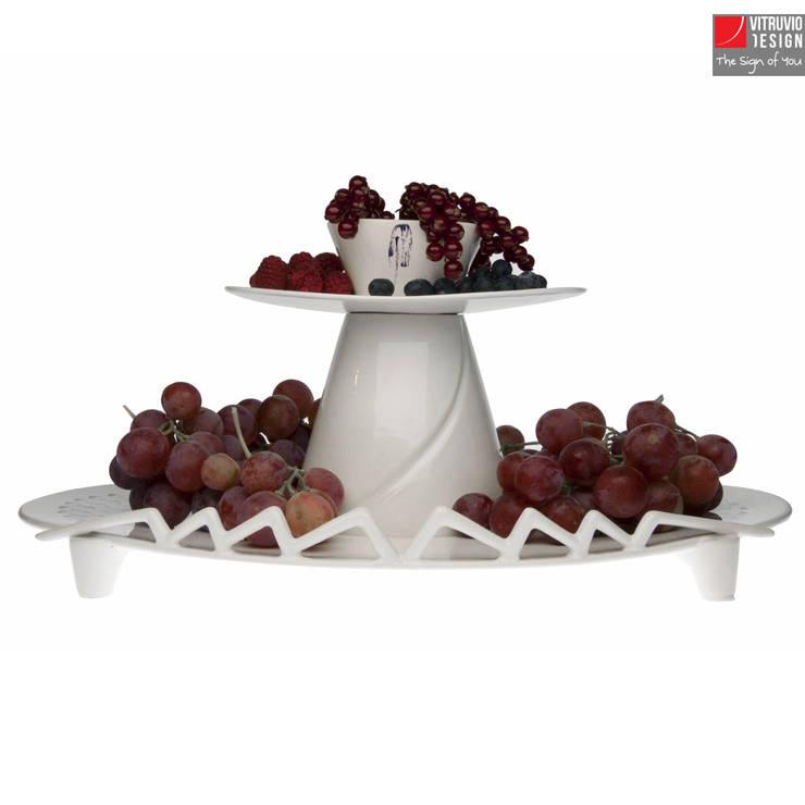 Sala de jantar  por Vitruvio Design
