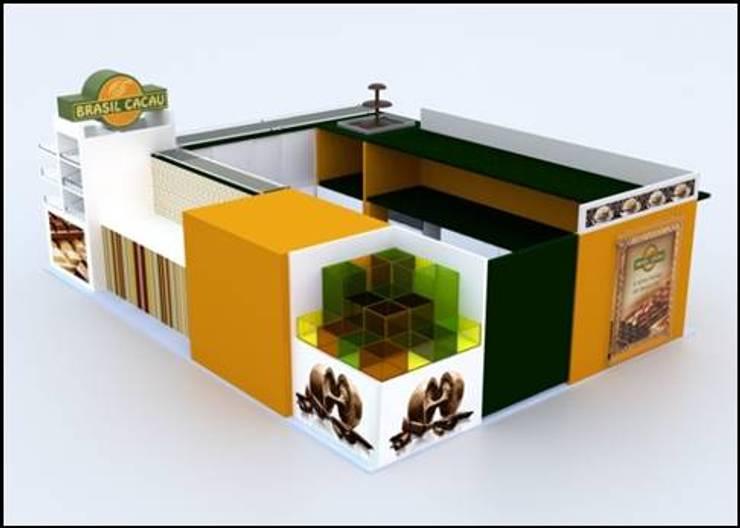 LOJAS CHOCOLATES BRASIL CACAU – LAYOUT 2:   por ACP ARQUITETURA,