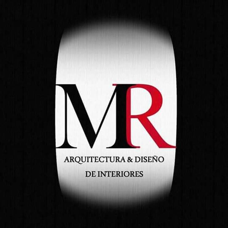 OMR: Estudio de estilo  por OMR ARQUITECTURA & DISEÑO DE INTERIORES