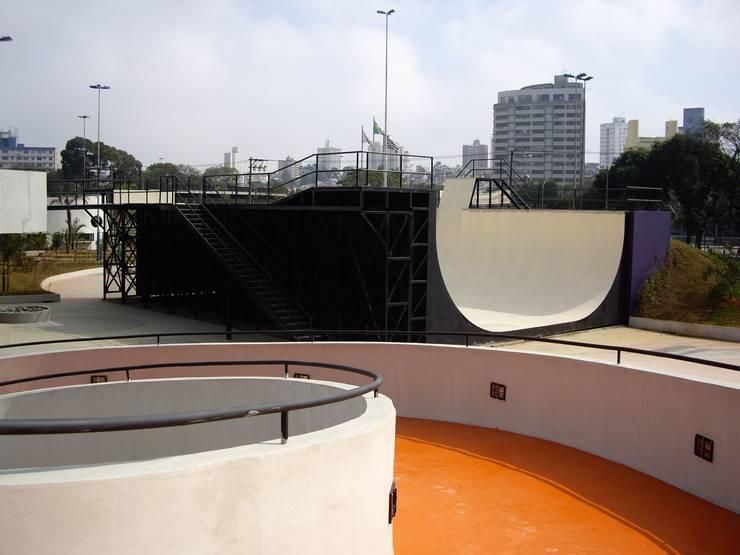 PARQUE CITTÁ DI MARÓSTICA – SÃO BERNARDO DO CAMPO: Locais de eventos  por RB ARCHDESIGN