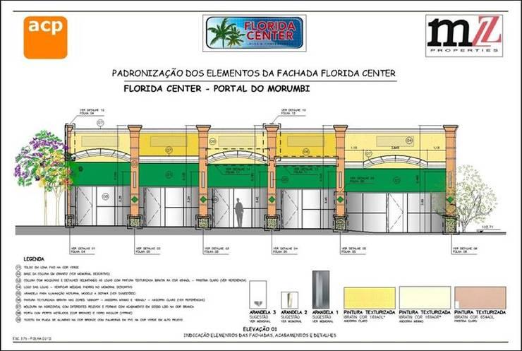 FLORIDA CENTER:   por ACP ARQUITETURA