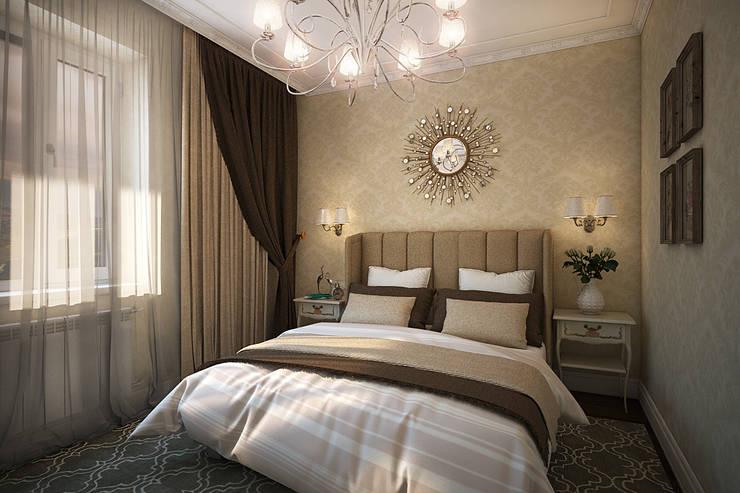Спальня для молодой девушки: Спальни в . Автор – Solo Design Studio