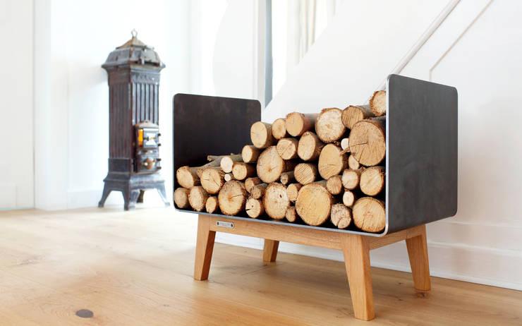 Projekty,  Salon zaprojektowane przez Goldau & Noelle Möbelmanufaktur