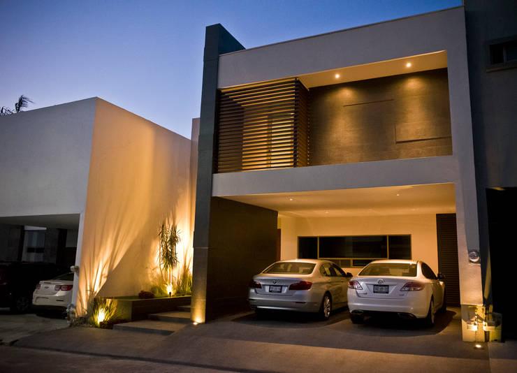 Casas modernas por fc3arquitectura