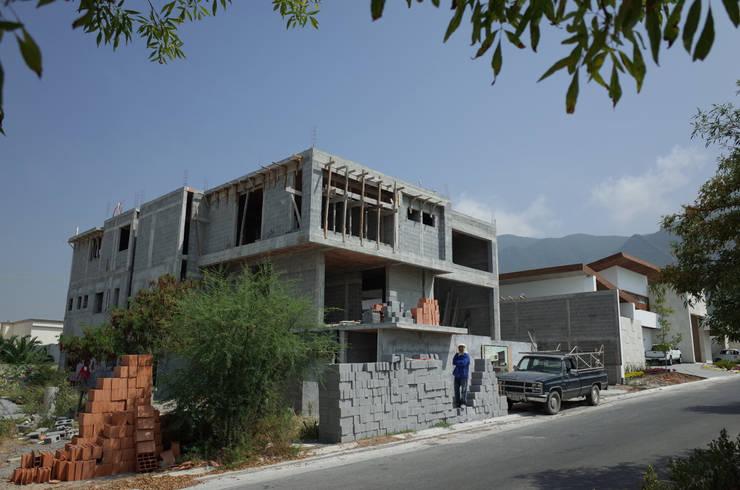 Maisons de style  par fc3arquitectura,