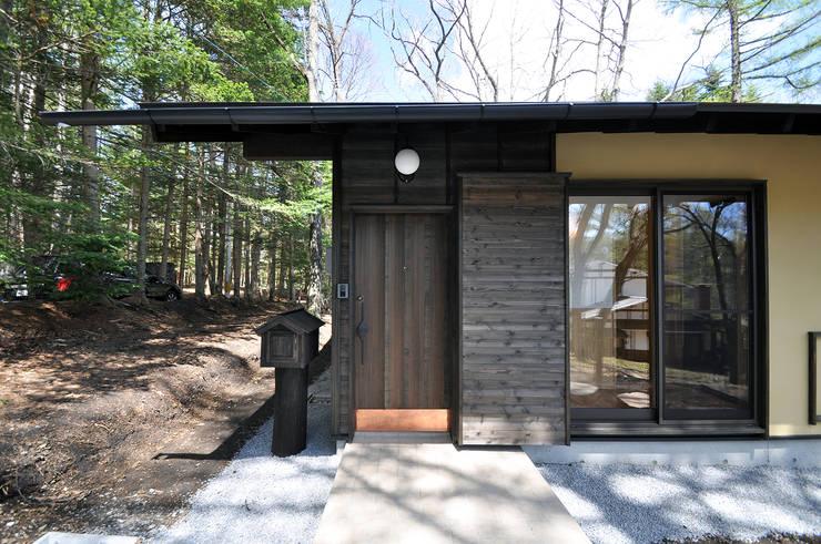 Projekty,  Domy zaprojektowane przez モリモトアトリエ / morimoto atelier