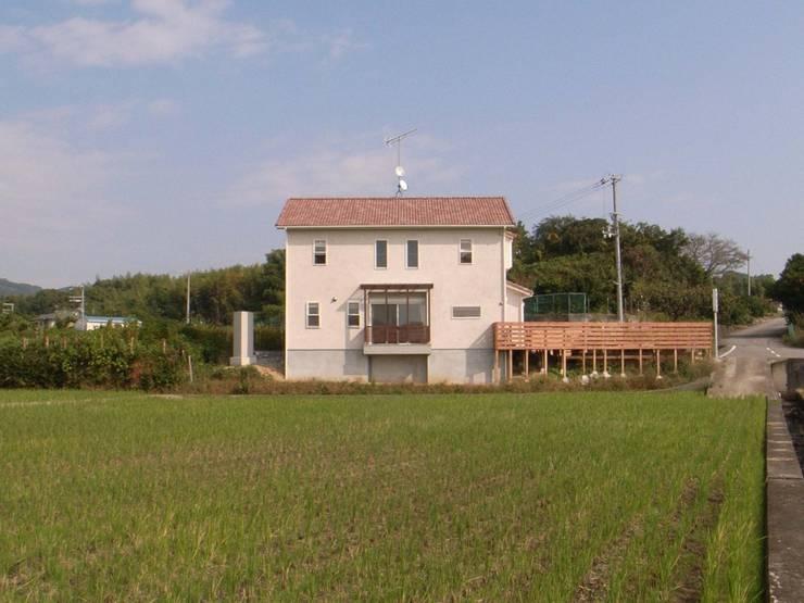 平尾の家: 株式会社 atelier waonが手掛けた家です。
