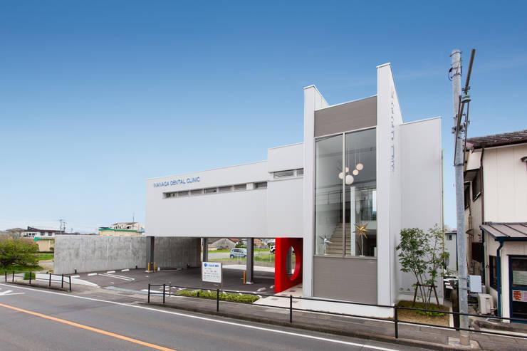 いななが歯科 ミニマルな病院 の 有限会社 吉永建築設計事務所 ミニマル