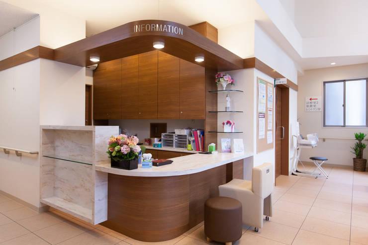 近藤内科クリニック: 有限会社 吉永建築設計事務所が手掛けた病院です。