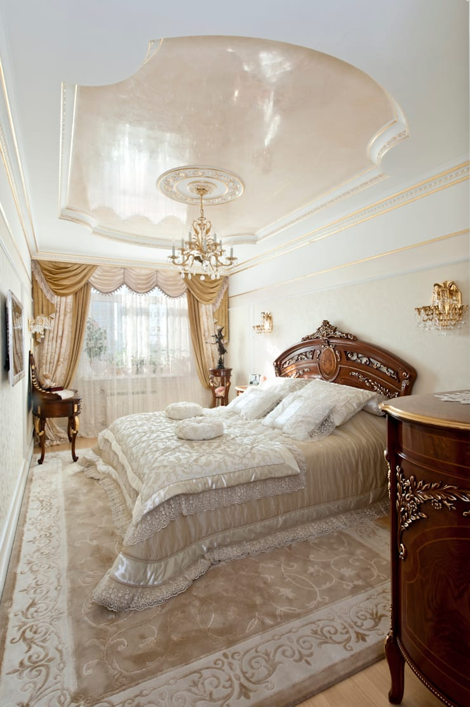 Квартира в классическом стиле:  в . Автор – Архитектурное бюро DR House