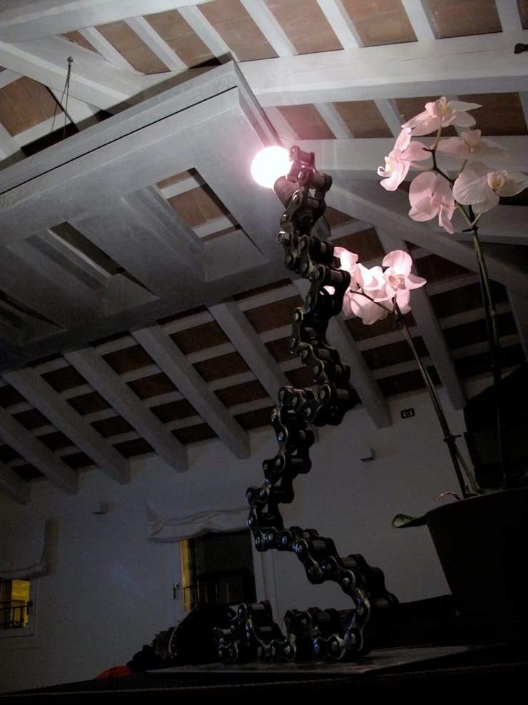 в современный. Автор – FB Light Works di Babato Federico, Модерн Железо / Сталь