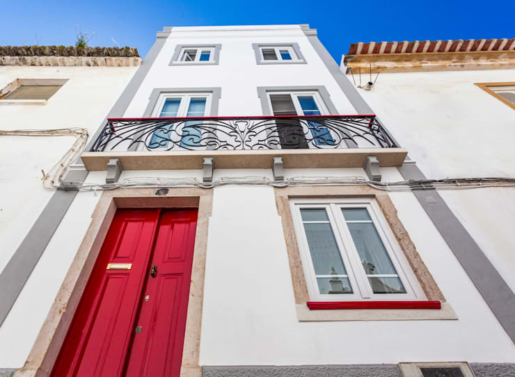 Casa Sul, um lugar onde se sente a alma portuguesa. : Janelas   por alma portuguesa