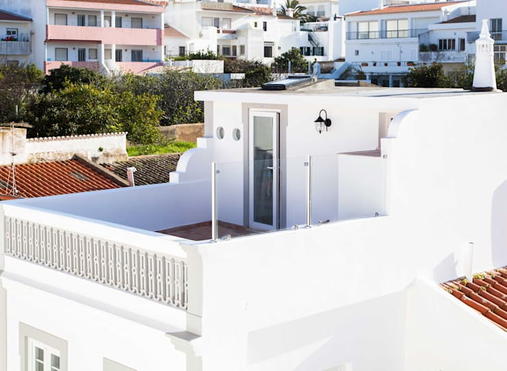 Casa Sul, um lugar onde se sente a alma portuguesa. : Terraços  por alma portuguesa