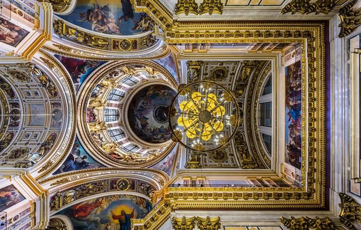 Исаакиевский собор:  в . Автор – Belimov-Gushchin Andrey