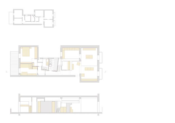 Casa AeML:  in stile  di Maria Eliana Madonia Architetto