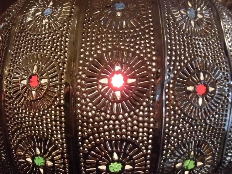 Marokkaanse verlichting:   door El Kantra, Mediterraan