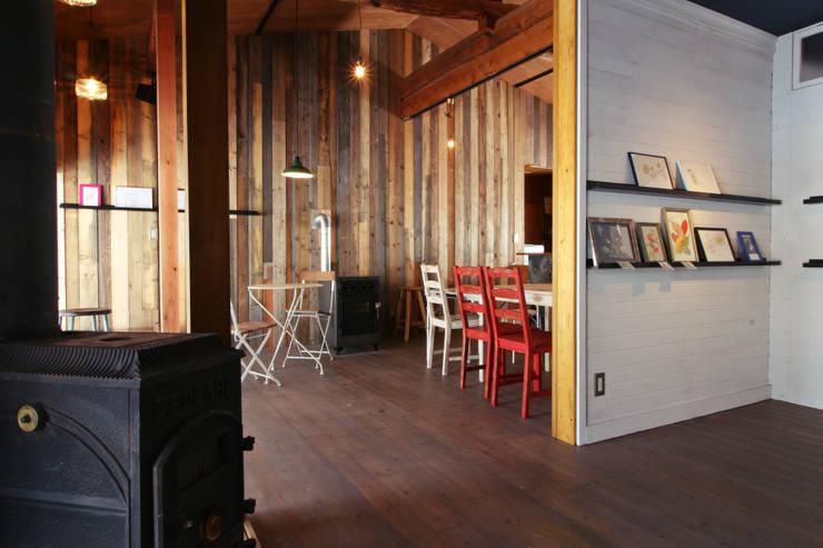 H's HOUSE: dwarfが手掛けた和室です。