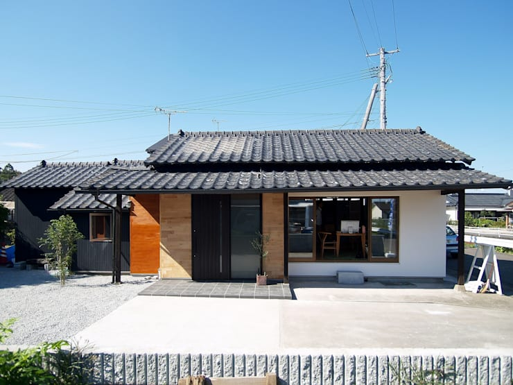 Nショールーム: ai建築アトリエが手掛けたです。