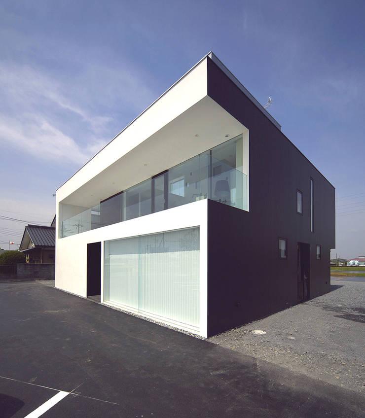 TT: 株式会社廣田悟建築設計事務所が手掛けた家です。