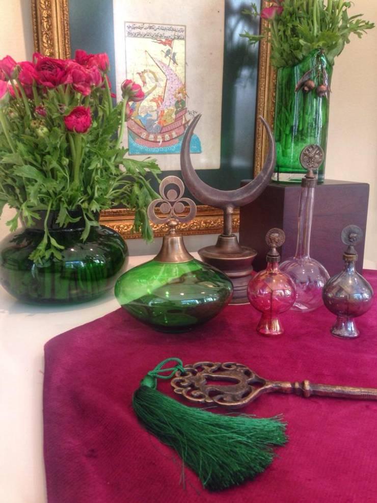 Mor Kaftan – Mor Kaftan:  tarz İç Dekorasyon