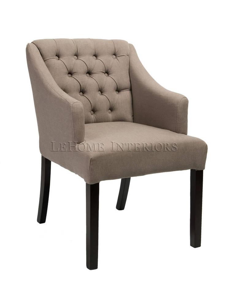 Стул Cassel Chair C033: Гостиная в . Автор – LeHome Interiors