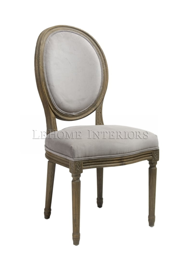 Стул Douglas Classical Chair C023/003: Столовая комната в . Автор – LeHome Interiors