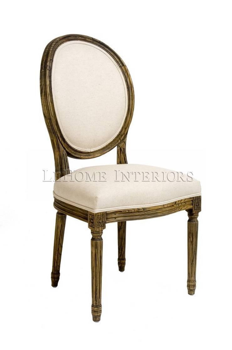 Стул Douglas Classical Chair C023/005: Столовая комната в . Автор – LeHome Interiors