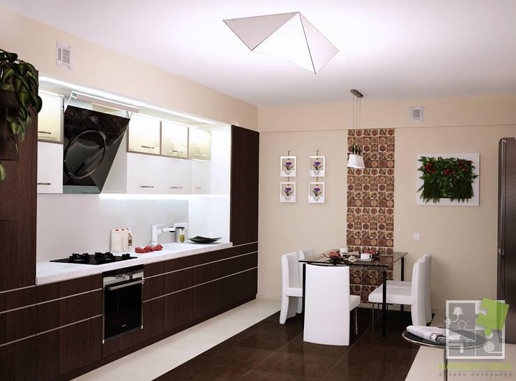 Кухни в . Автор – Елена Марченко (Киев), Эклектичный