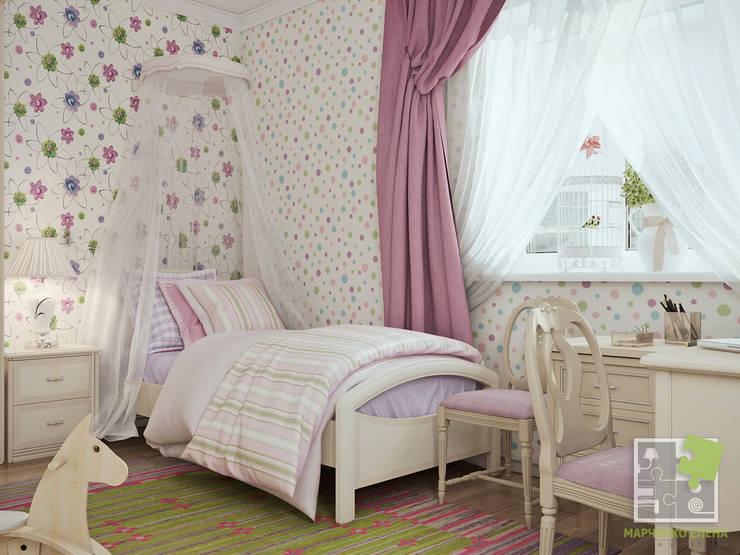 Детские комнаты в . Автор – Елена Марченко (Киев),