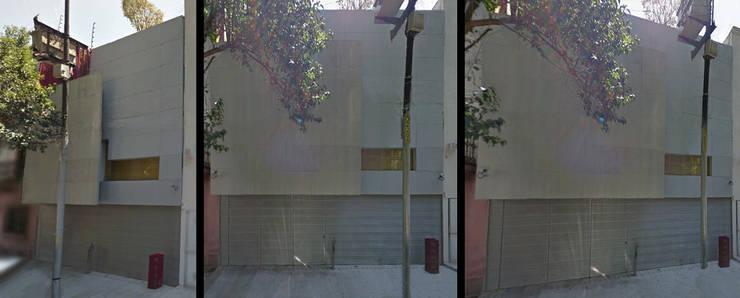 Casa Parral 62: Casas de estilo  por simbiosis ARQUITECTOS