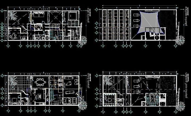 Casa Parral 62:  de estilo  por simbiosis ARQUITECTOS