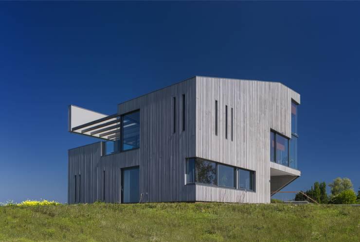 Häuser von MAS architectuur