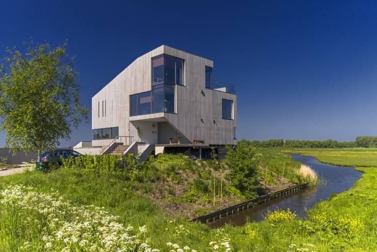 Villa Lutkemeer:  Huizen door MAS architectuur