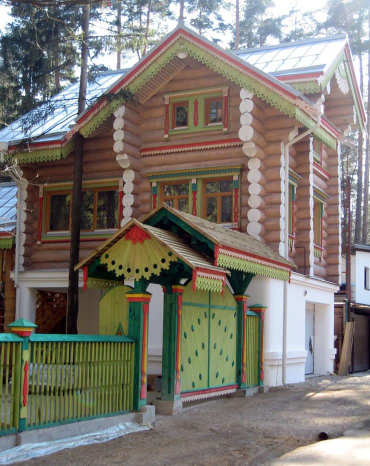 Дом: Дома в . Автор – Dasha Grigoryeva,