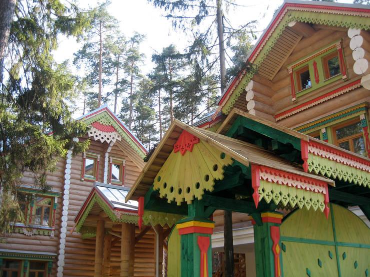 Дом: Дома в . Автор – Dasha Grigoryeva