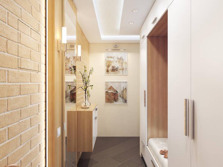 Corridor, hallway by Катков Сергей