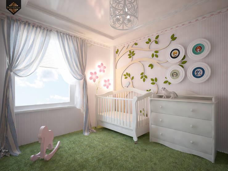 Cuartos infantiles de estilo  por Decor&Design