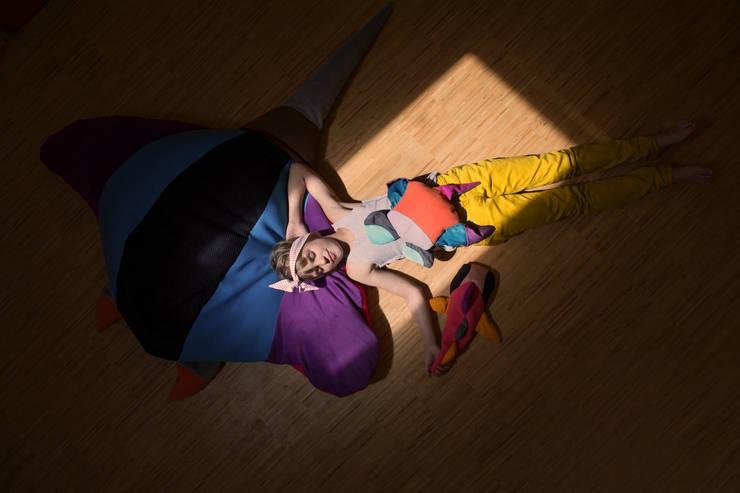 Stingray sensoric collection: styl , w kategorii Pokój dziecięcy zaprojektowany przez Kokodyl